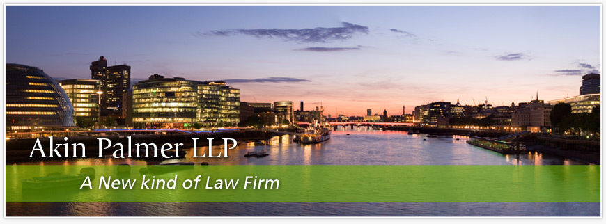 A New kind of Law Firm